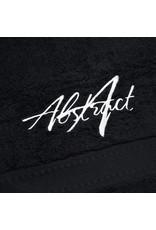 Abstract Micro Fiber Handdoek Black 73x40cm