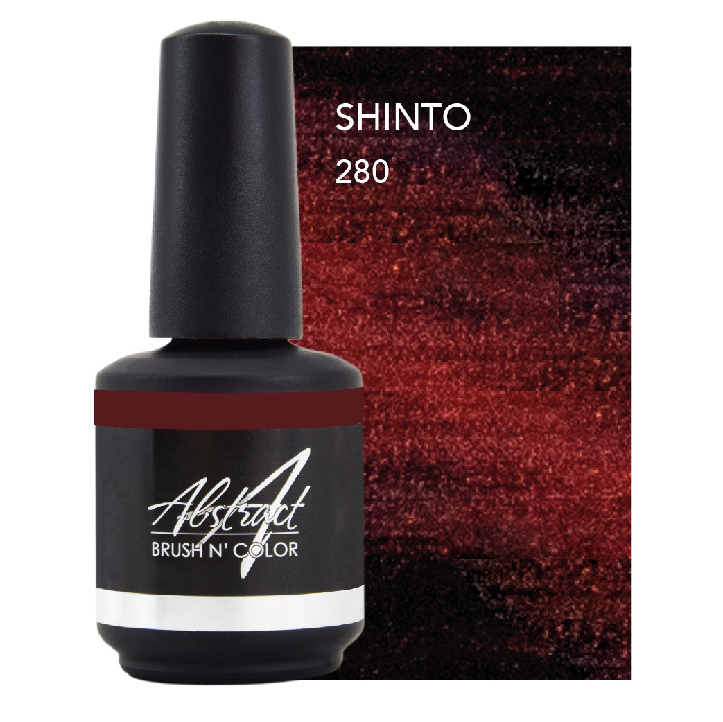 Abstract® Brush N' Color 15 ml cat-eye Shinto