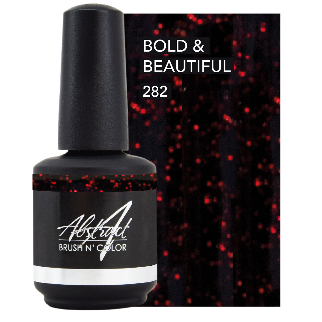 Abstract Brush N' Color collectie Mrs Claus