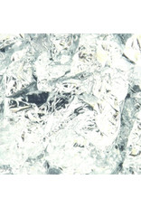 Abstract Bladgoud Pure silver