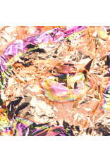 Abstract Bladgoud Copper