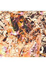 Abstract Bladgoud Copper flame