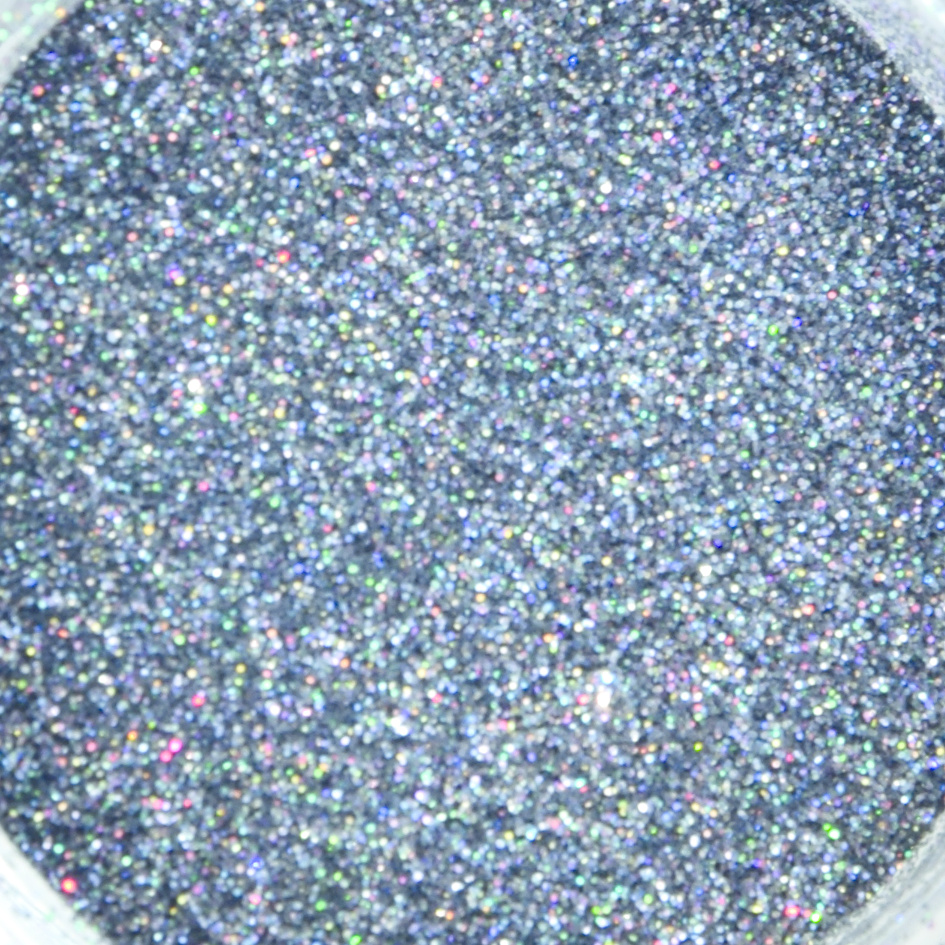 Abstract® Mermaid glitter Graphite 3gr