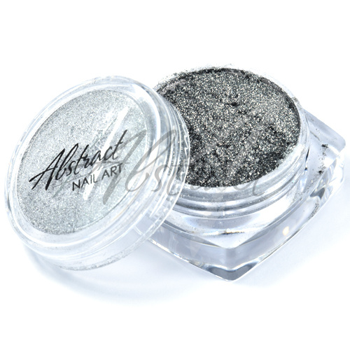 Abstract® Chrome Black mirror
