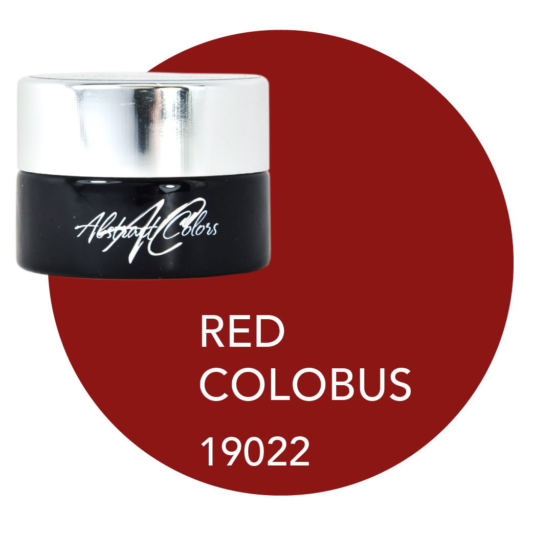 Abstract® Colorgel 5 ml Red Colobus