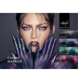 Abstract® Brush N' Color 15 ml collectie  Cat-Eye Cosmic Warrior
