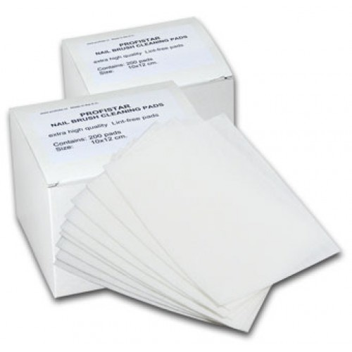 Abstract® Brush wipes  profistar 10 x 12 cm per 150