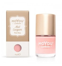 MoYou London MoYou Stempellak 9 ml First Kiss