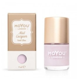 MoYou London MoYou Stempellak 9 ml Iced Lilac