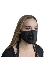 Abstract Vogmask mondmasker Black