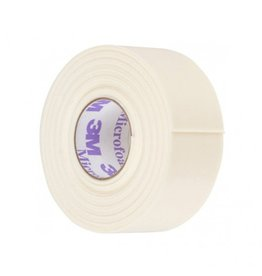 Abstract® 3M Microfoam hypoallergenic tape 2,5 cm x 5 m