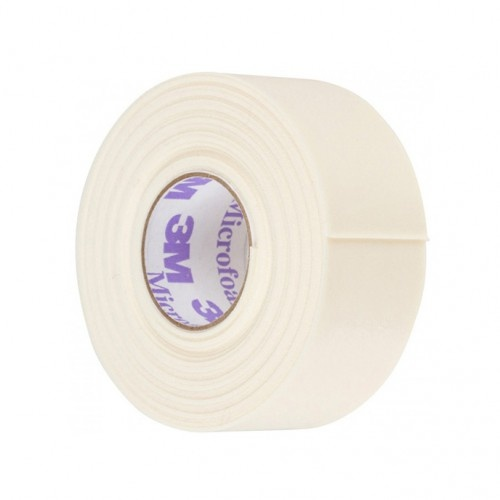 Abstract® 3M Microfoam hypoallergenic tape 2,5 cm x 5 m