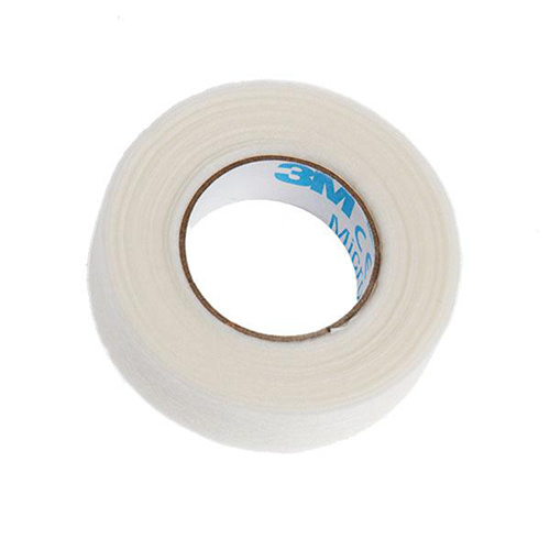 Abstract® 3M Micropore hypoallergenic paper tape 1,25 cm x 9,1 m incl dispenser