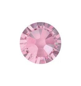 Abstract Crystals LT. Rose ss3 50stuks