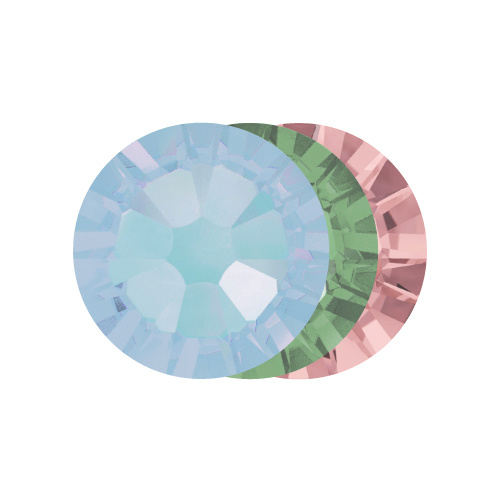 Abstract Copy of Crystals LT. Rose ss3 50stuks