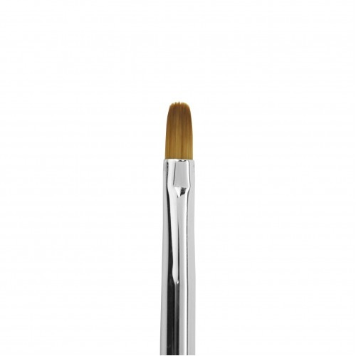 Abstract Artist Line Oval 4 Gel Brush