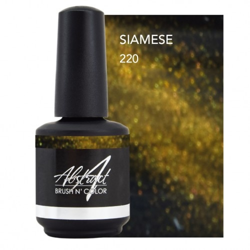 Abstract Brush N' Color 15 ml cat-eye Siamese