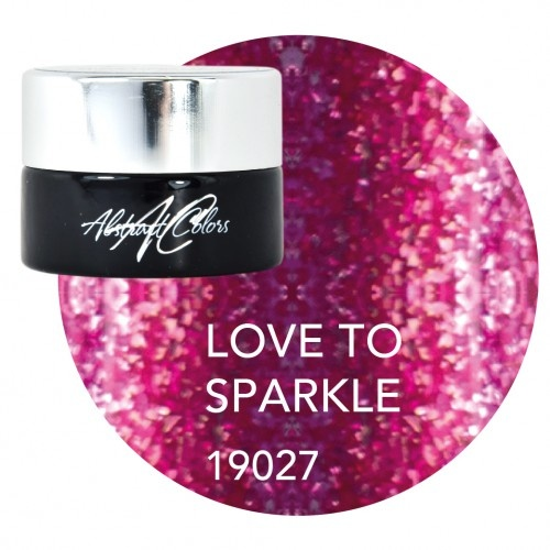Abstract Colorgel 5ml Love To Sparkle