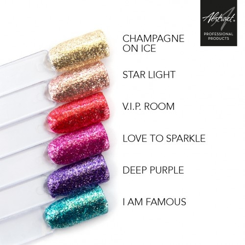 Abstract Colorgel 5ml Champagne on ice