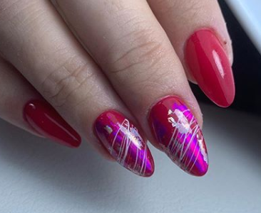 Abstract Copy of Colorgel 5 ml Sparkle Like Amber 19013