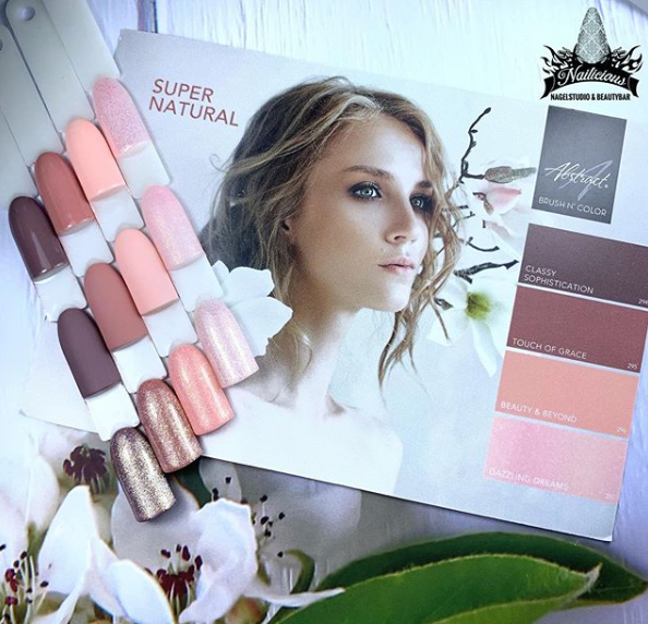 Abstract Brush N' Color collectie Super Natural