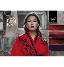 Abstract® Brush N' Color 15 ml cat-eye collectie Land Of The Rising Sun
