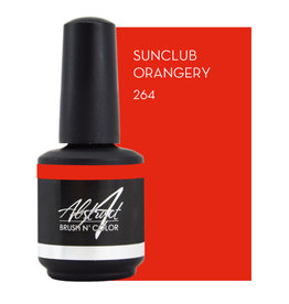 Abstract Brush N' Color 15 ml Sunclub Orangery