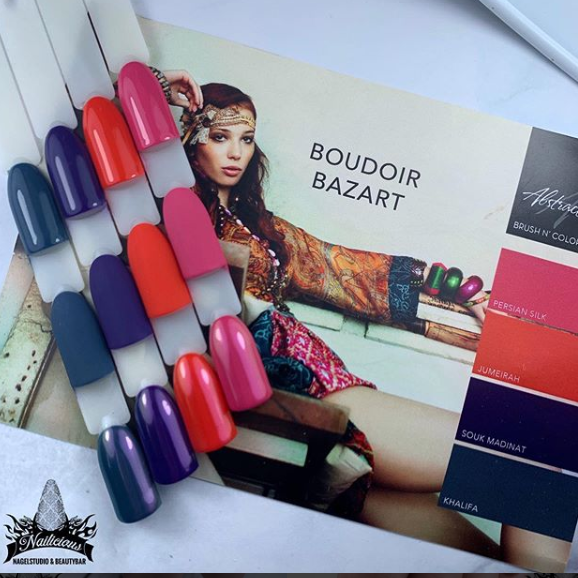 Abstract Brush N' Color 15 ml collectie Boudoir Bazart