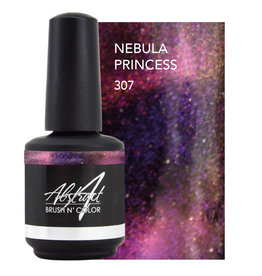 Abstract Brush N' Color 15 ml cat-eye Nebula Princess
