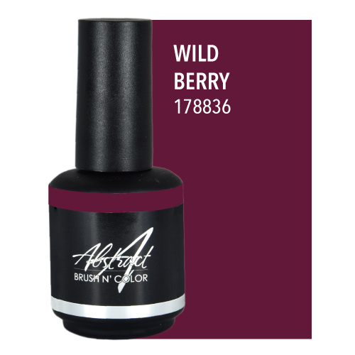 Abstract Brush N' Color collectie Raspberry