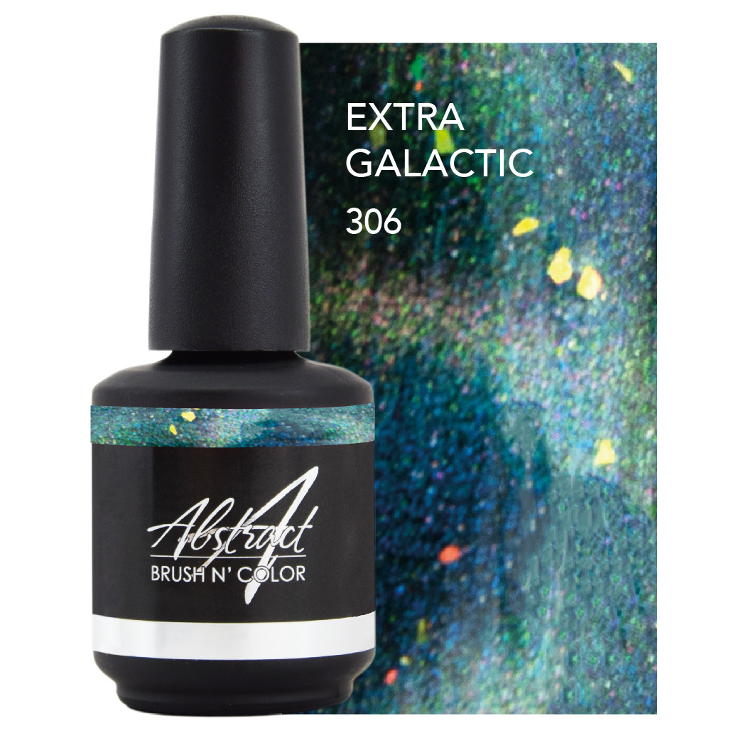 Abstract® Brush N' color Cosmic Warrior