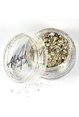Abstract Glitter Mix AB Champagne