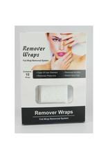 Abstract Copy of Soak Off Remover wraps 100 stuks