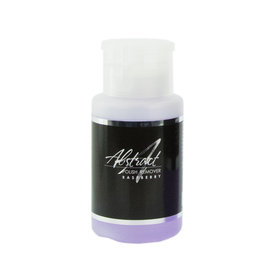 Abstract® Nail Polish Remover - Raspberry 150ml in pompflesje
