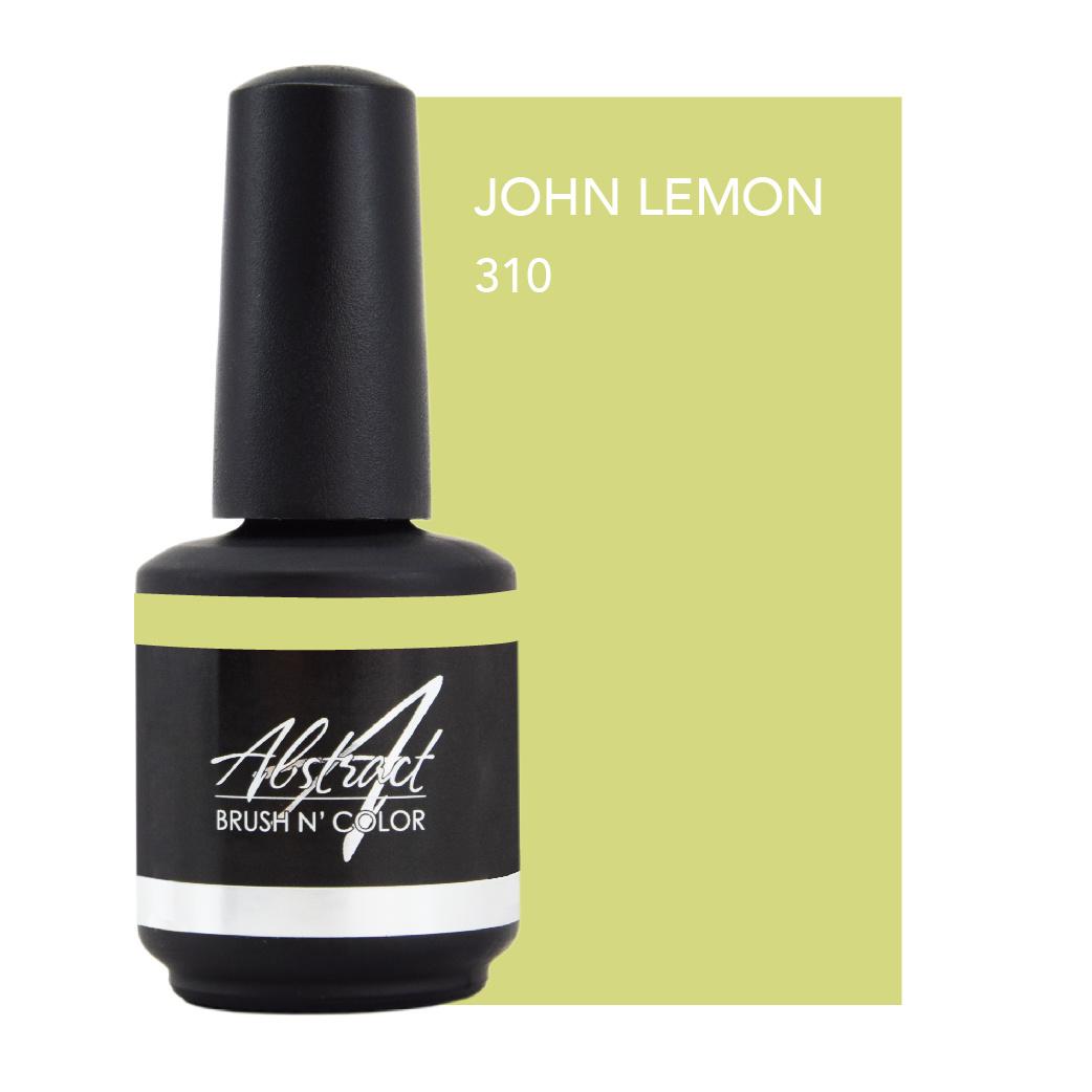 Abstract Brush N' Color 15 ml John Lemon