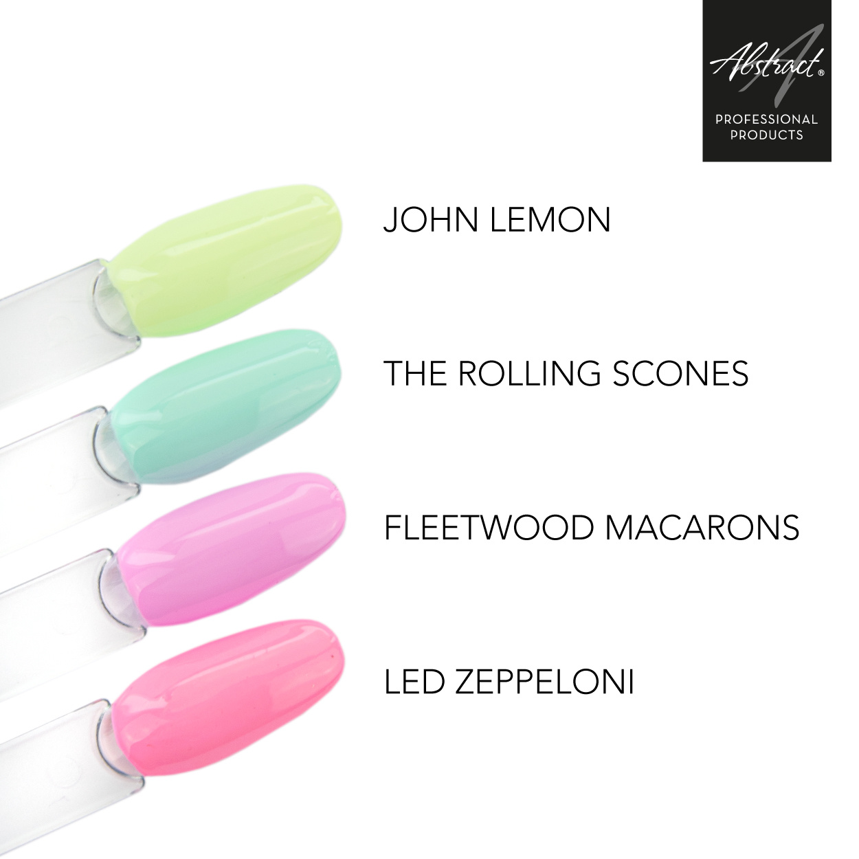 Abstract Brush N' Color 15 ml Led Zeppeloni