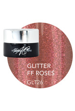 Abstract® Abstract gel de couleur 5 ml Glitter FF Roses GLT26