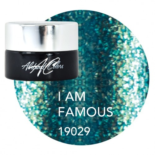 Abstract Colorgel 5ml I Am Famous