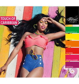Abstract Creamies collectie Touch of Caribbean
