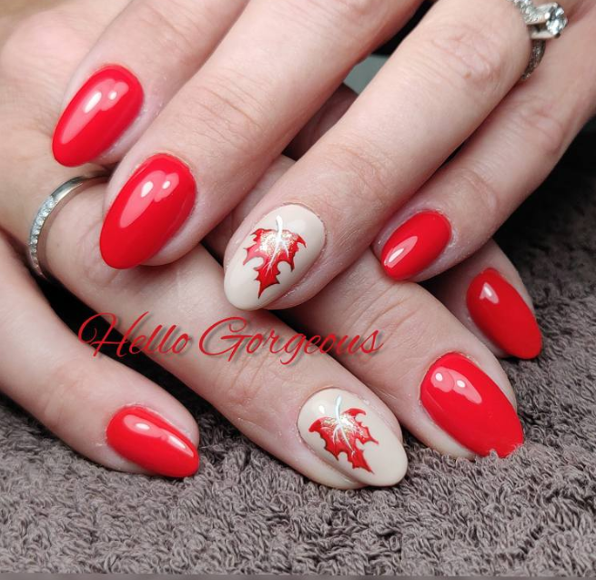 Abstract Creamies 5ml Red lips