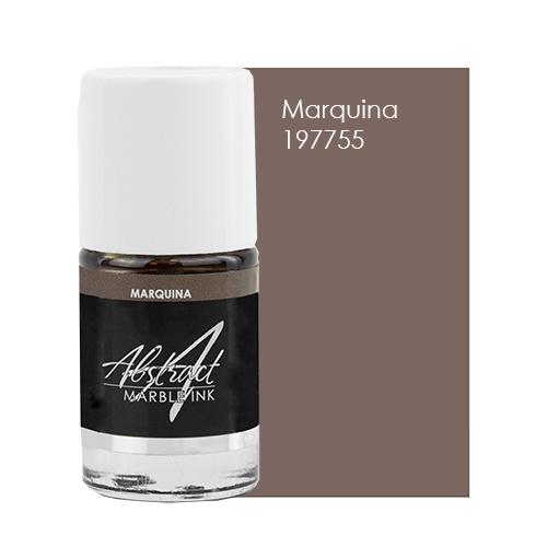 Abstract Marble Ink 15 ml Marquina