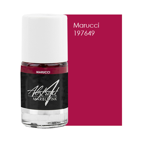 Abstract Marble Ink 15 ml Marucci