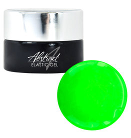 Abstract Elastic gel 5 ml Neon Green
