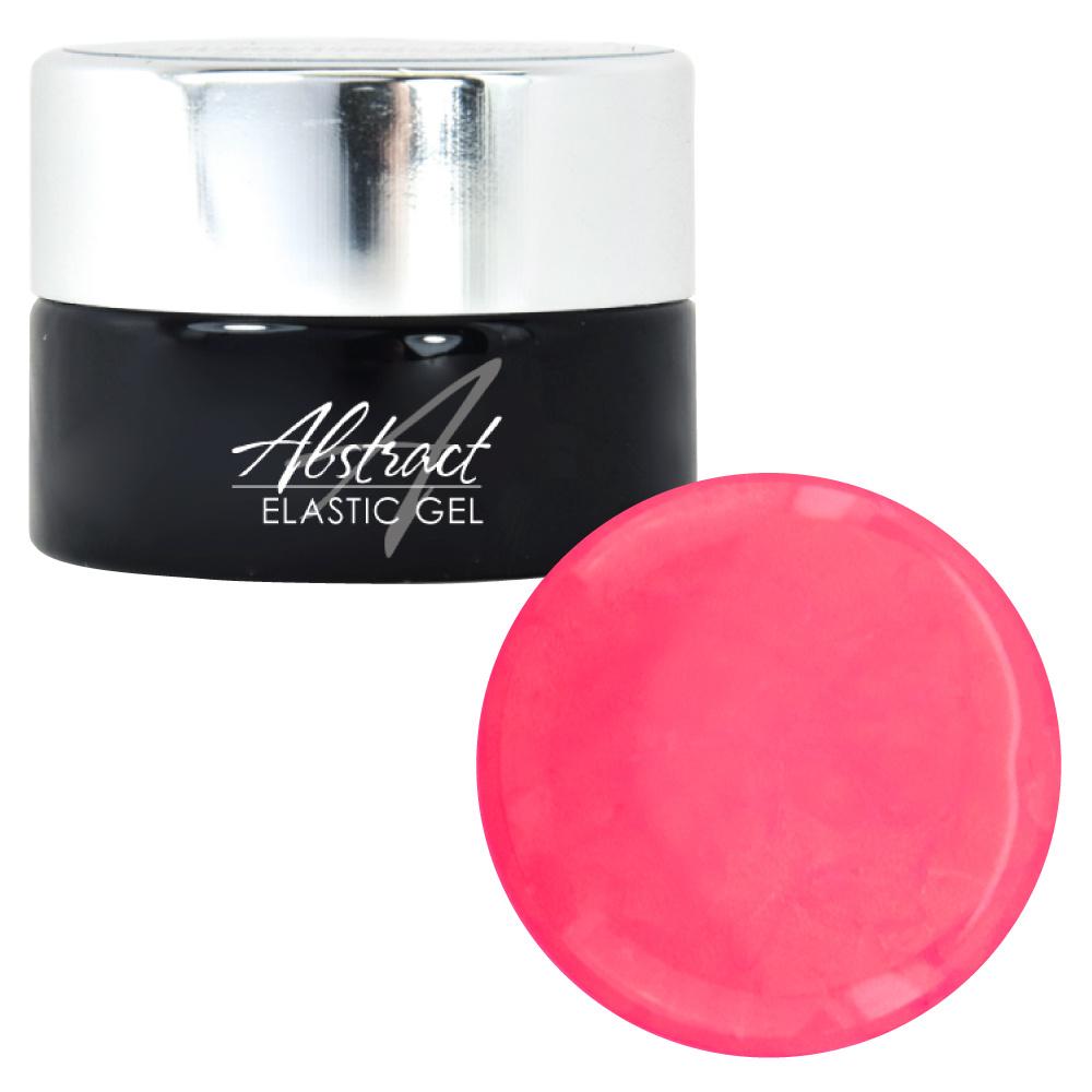 Abstract Elastic gel 5 ml Neon Pink
