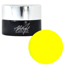 Abstract Elastic gel 5 ml Neon Yellow