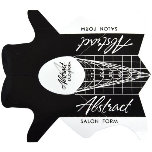 Abstract® Abstract Salon Forms sjablonen 100 stuks