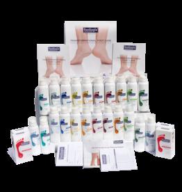 Footlogix Retail Starter Kit 27 pcs