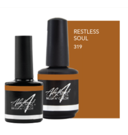 Abstract Brush N' Color Tiny 7,5 ml Restless Soul