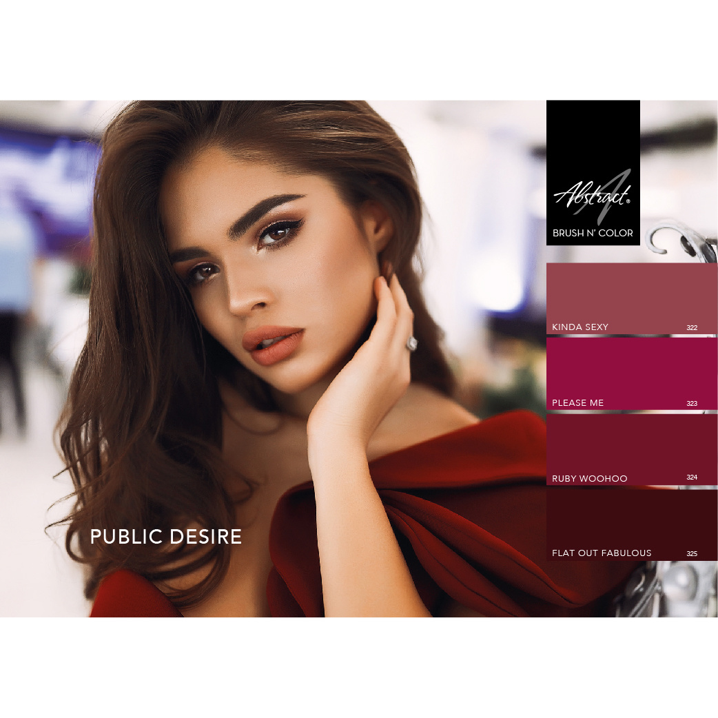 Abstract Brush N' Color 15 ml Please Me