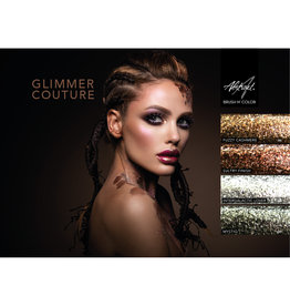 Abstract® Brush N' Color 15 ml collectie Glimmer Couture